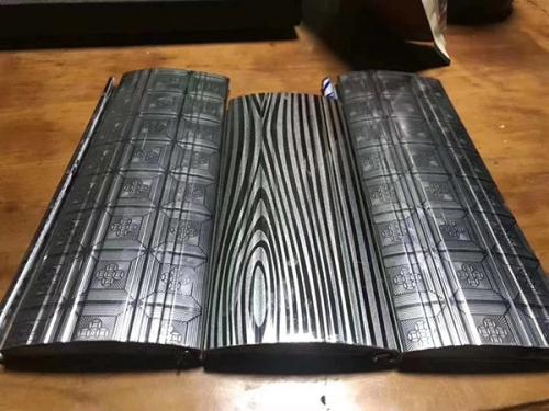 仿木纹材料